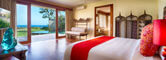 Pandawa Cliff Estate - Villa Markisa - Honeymoon suite decor