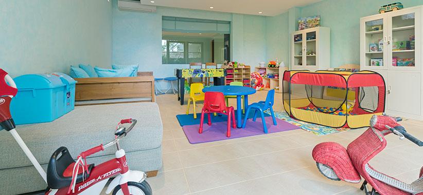 Pandawa Cliff Estate - The Pala - Kids room
