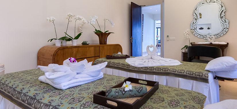 Pandawa Cliff Estate - The Pala - The spa room